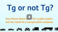 How Master Bond UV25 Helped the Transportation Industry